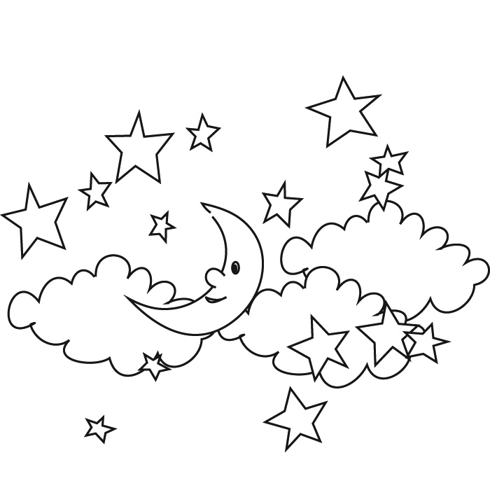 Coloring stars Galaxy Coloring Pages Plays Coloring Pages Night Sky Poems