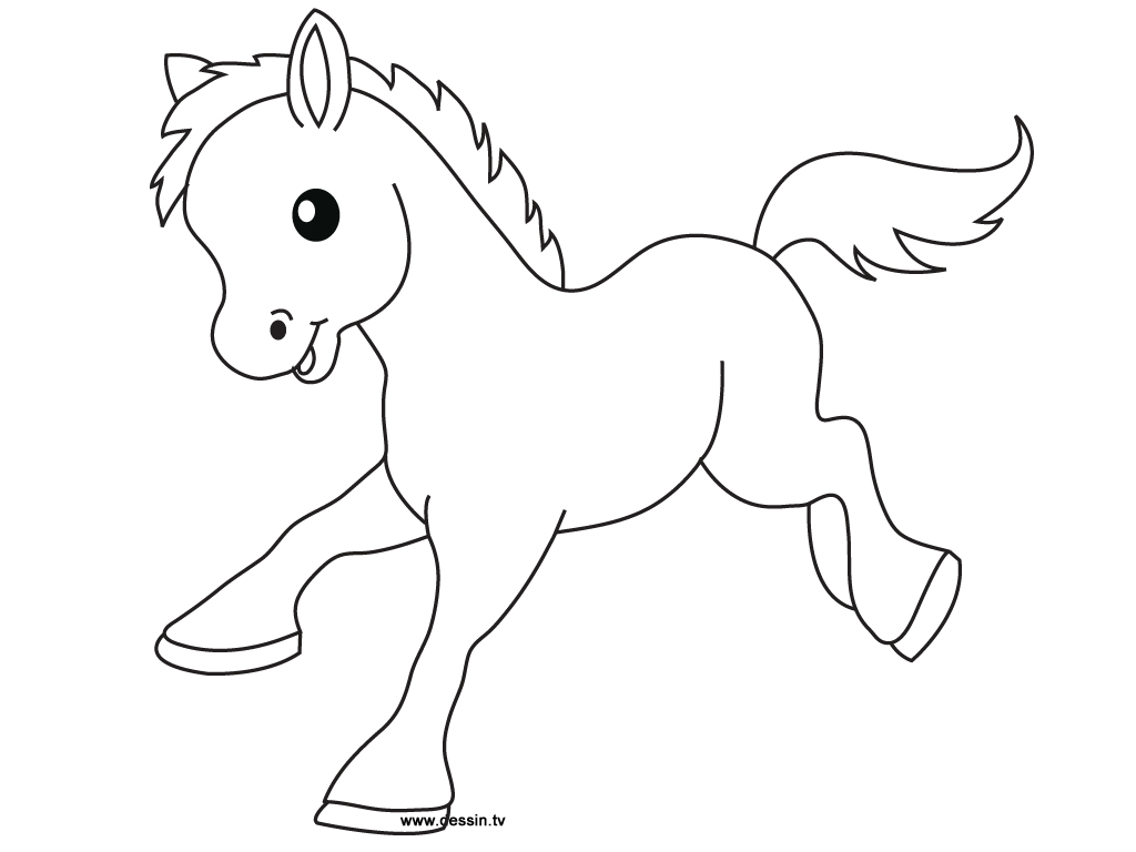 coloring pages ponies - photo#27