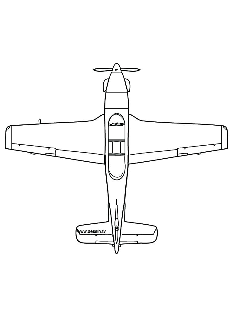 small aircraft diagram