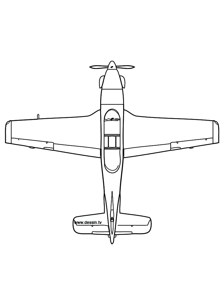 Coloring small plane