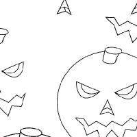 Drawing Halloween