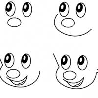 Drawing pinocchio