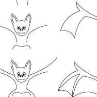 Drawing bat