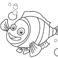 Coloring Nemo